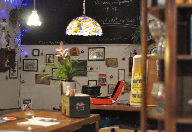 Kawiarnia Jerry's w Antwerpii