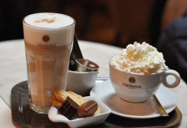 Kawiarnia SOFIE SUCRÉE w Antwerpii