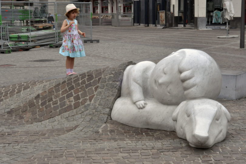 Nello en Patrasche - Antwerpen