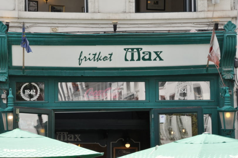Frietkot Max - Antwerpen