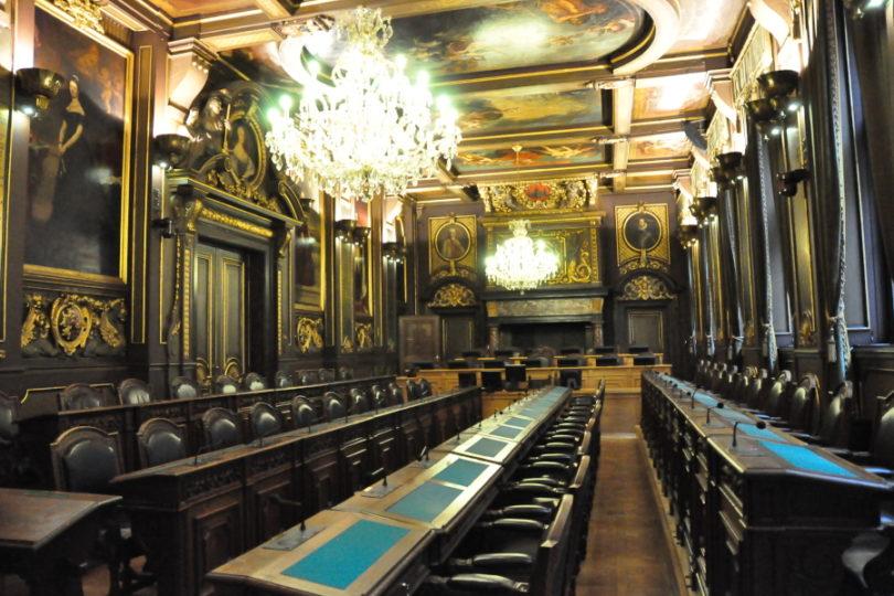 Het Stadhuis Antwerpen