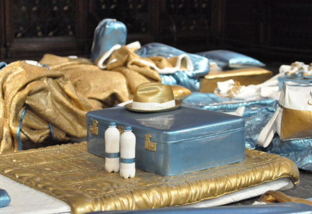 Diasporalia - Koen Theys - wystawa w Katedrze w Antwerpii