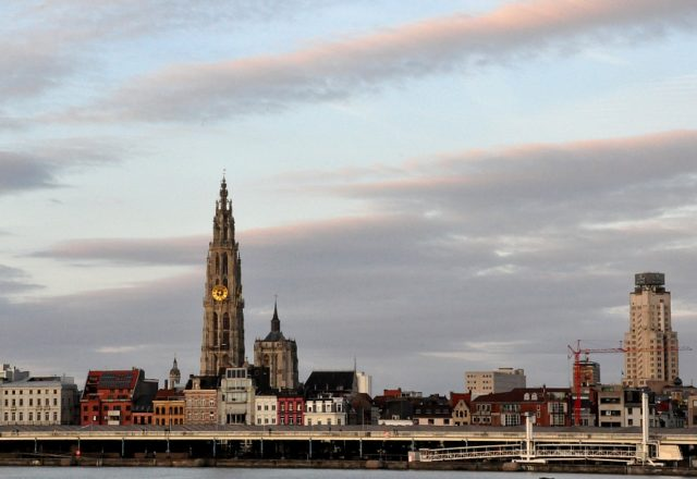 Antwerpska Katedra