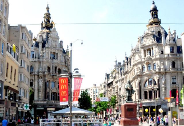 Teniersplaats Antwerpen