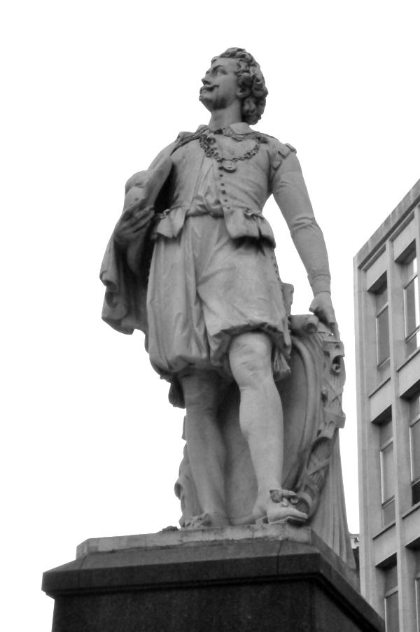 Antoon Van Dyck - Meir, Antwerpen