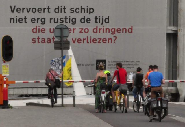 Londenbrug Antwerpen