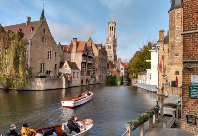 Brugge - booten