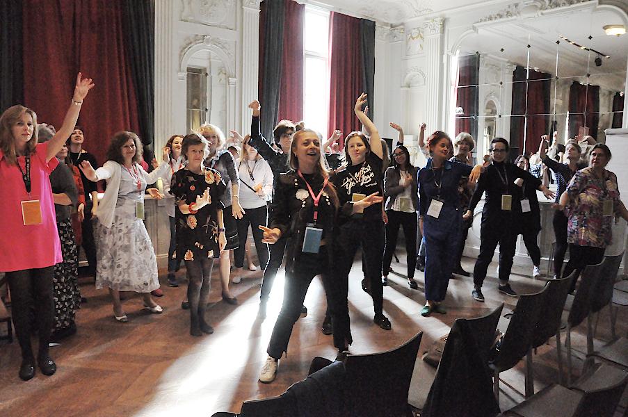 Kongres Kobiet w Brukseli - 2018