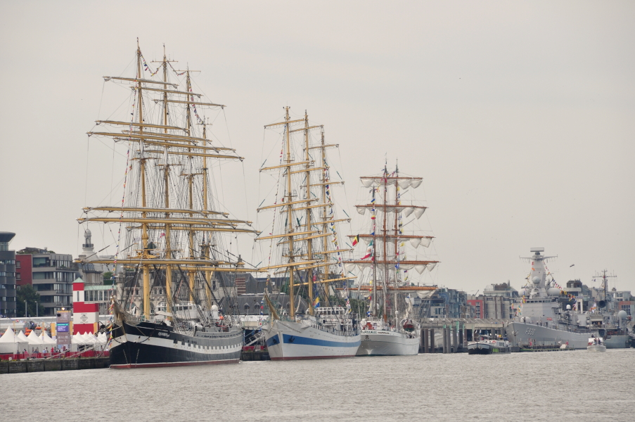 Tall Ship Races Antwerpen