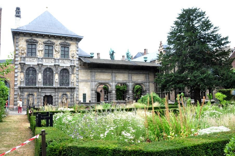 Rubenshuis - skrzydło domu w stylu włoskiego renesansu