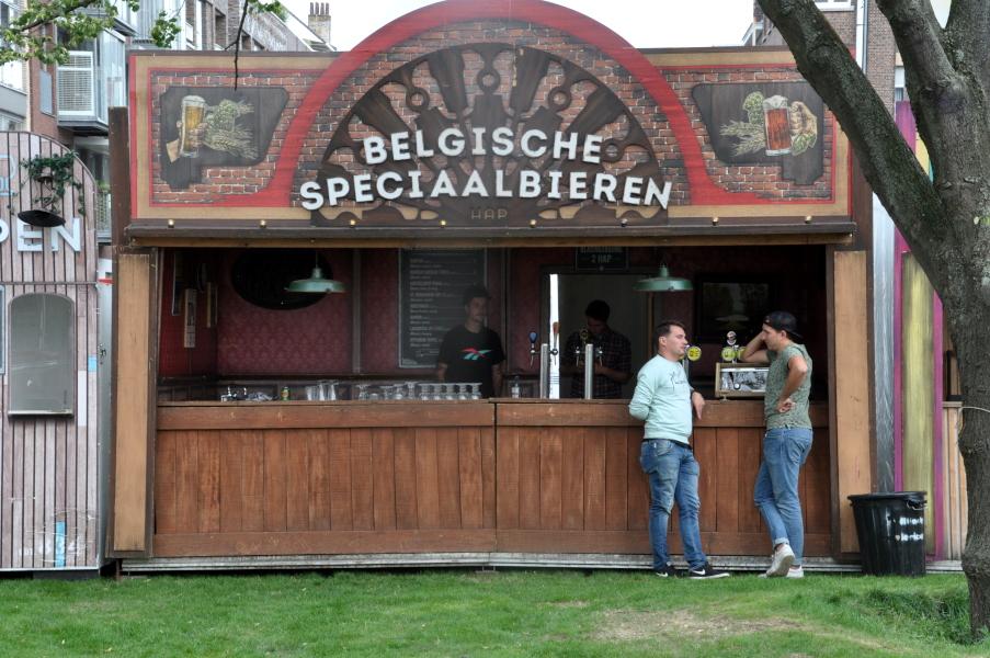 Belgische Speciaalbieren Eilendje