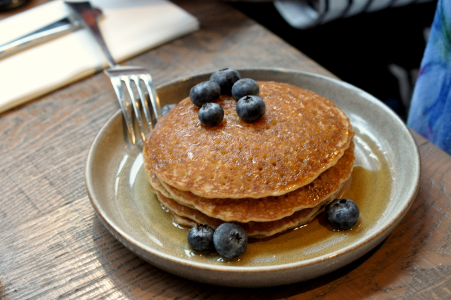 American Pancakes - Ellis Burger Antwerpen