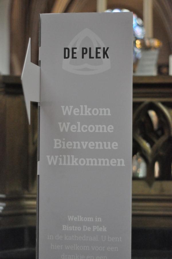 Bistro De Plek - Kathedraal Antwerpen