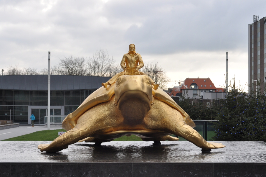 Searching for utopia - Jan Fabre - Nieuwpoort