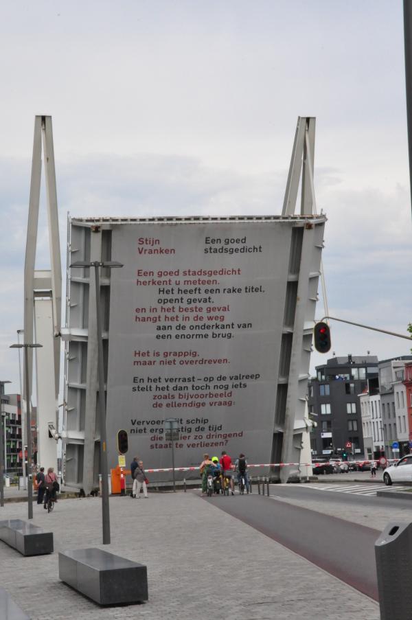 Londenbrug Antwerpen - Stijn Vranken