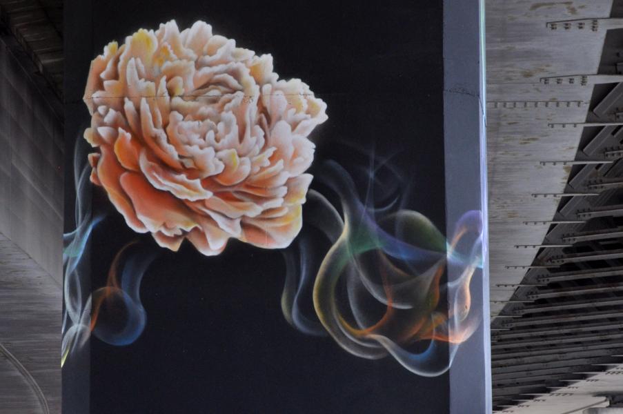 Graffiti Merksem