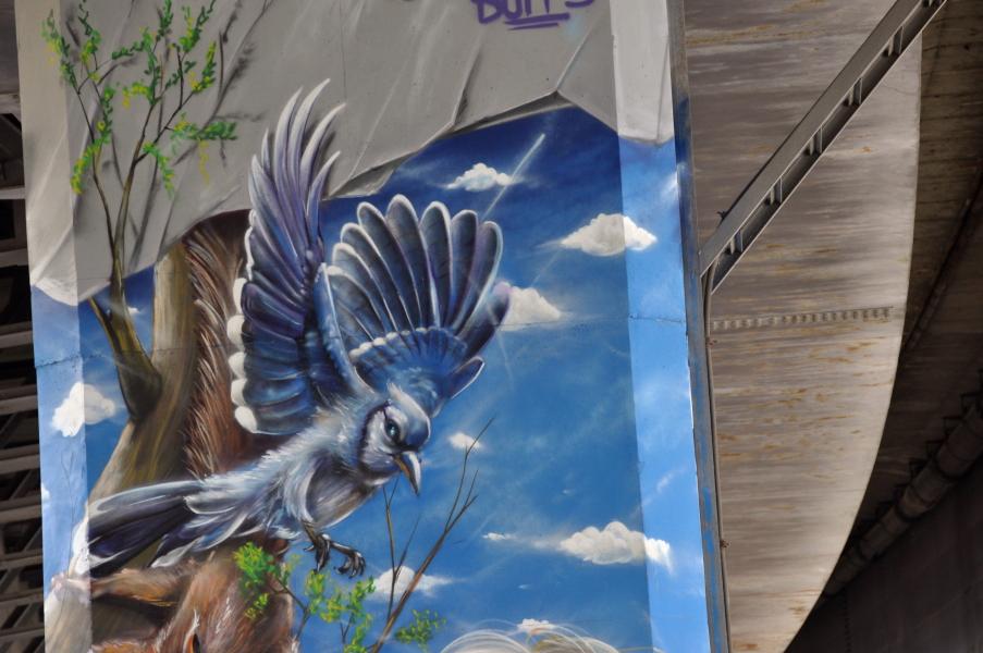 Graffiti - Merksem