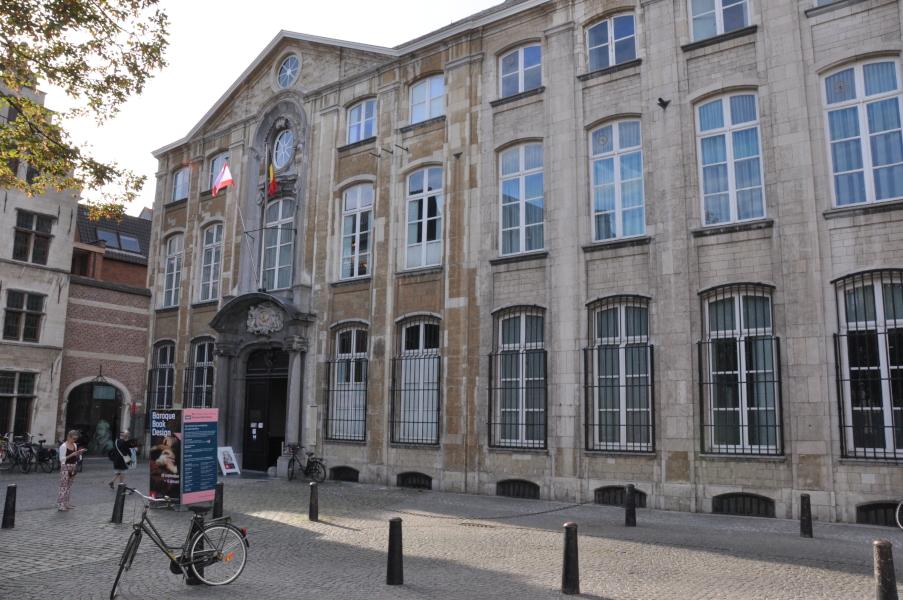 Museum Plantin-Moretus Antwerpen