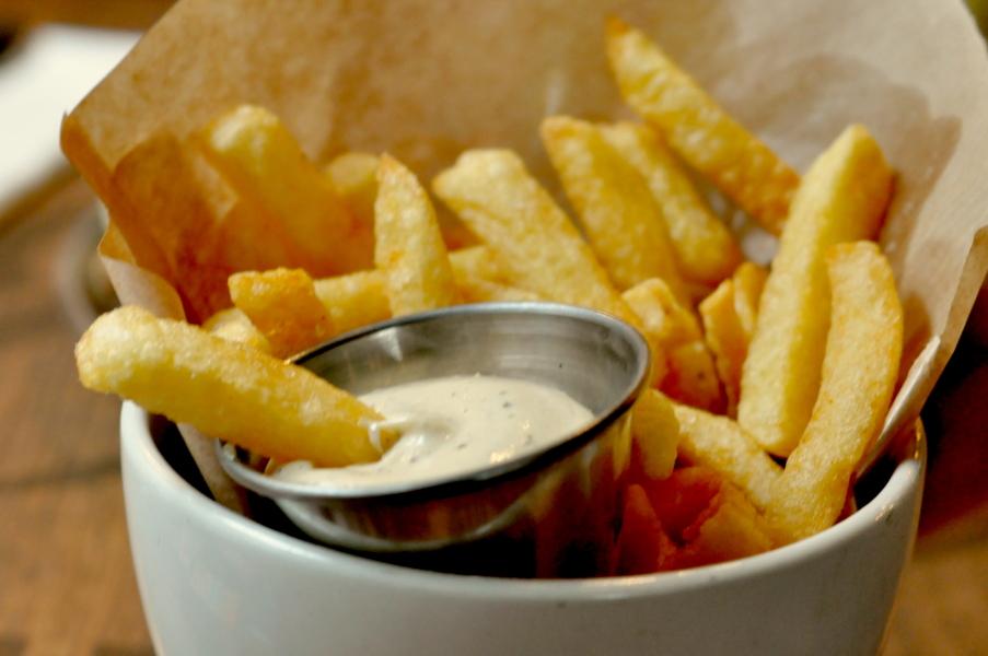 Ellis Gourmet Burger - frytki