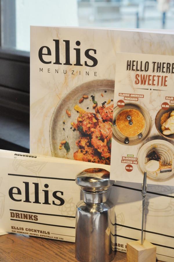 Ellis Gourmet Burger - Ellis Menuzine