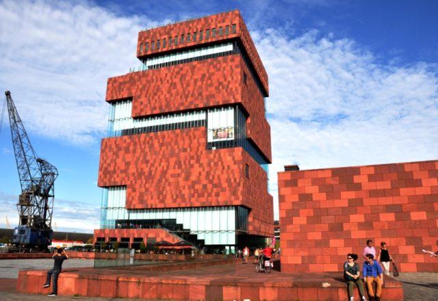 MAS - Museum aan de Stroom - Antwerpen