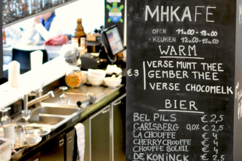 M.HKAFE Antwerpen