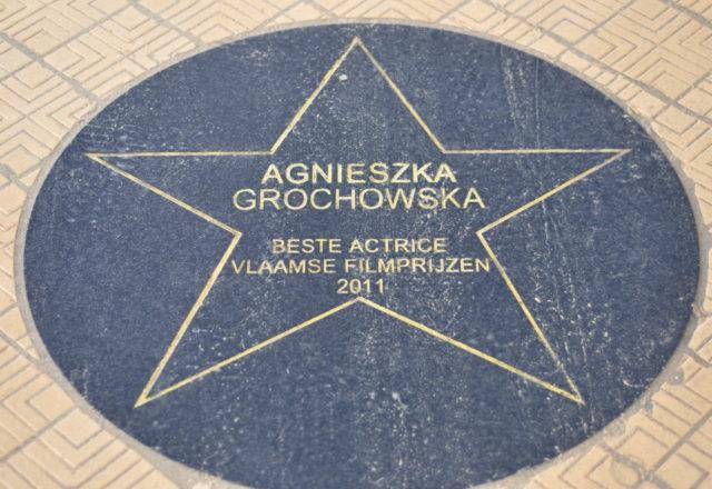 Gwiazda Agnieszki Grochowskiej w Ostendzie