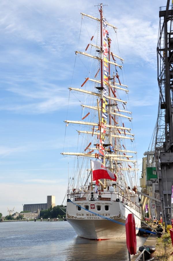 Dar Młodzieży w Antwerpii