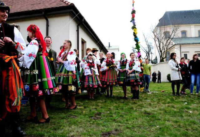 Niedziela Palmowa w Łowiczu