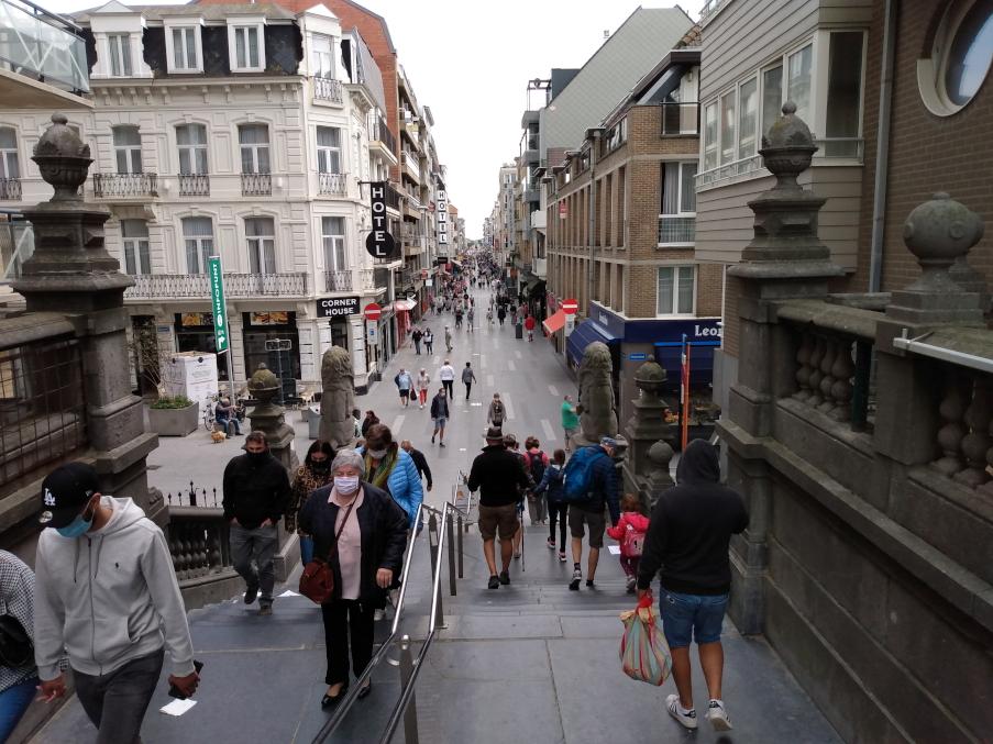 Blankenberge - centrum