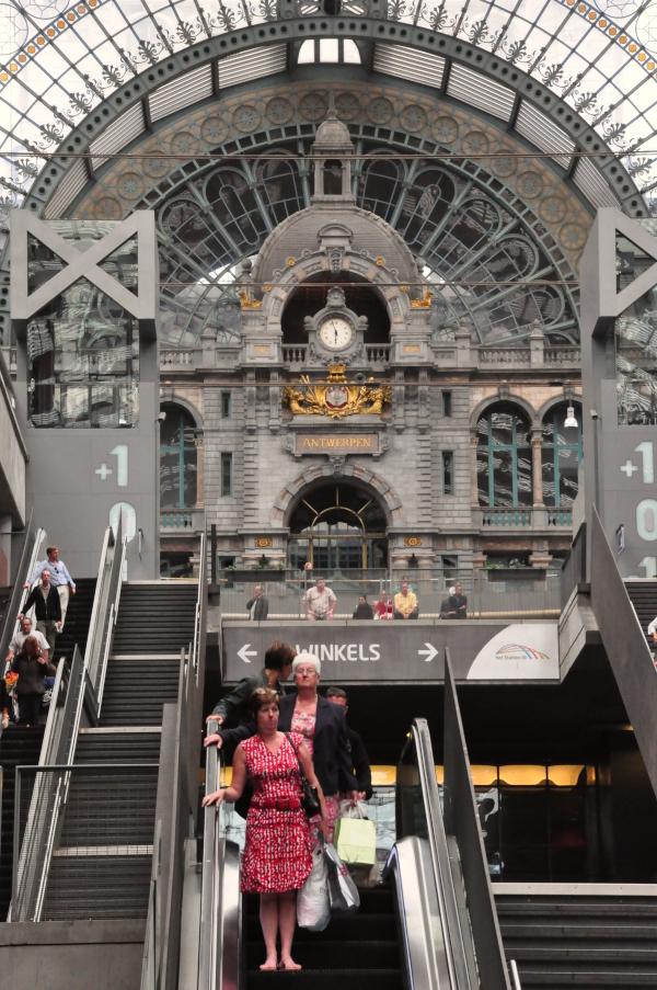 Centaraal Station Antwerpen