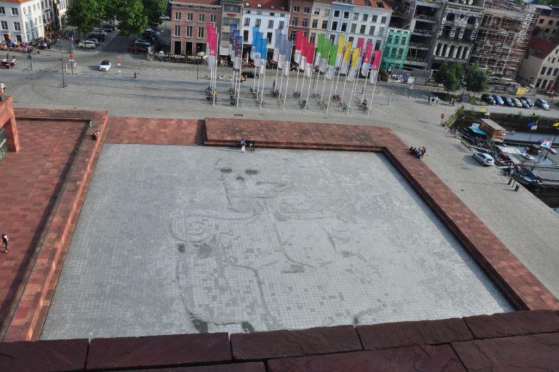 Dead Skull - MAS Antwerpen