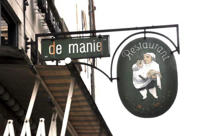 Restauracja De Manie