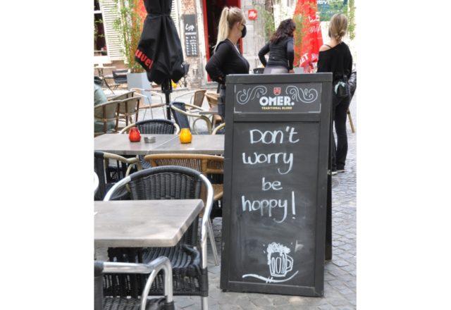 Don't worry, be hoppy! - Antwerpen