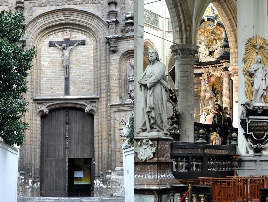 Kościół św. Jakuba w Antwerpii - St. Jacobuskerk in Antwerpen