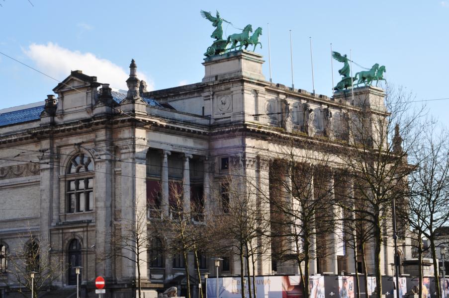 Het Koninklijk Museum voor Schone Kunsten Antwerpen
