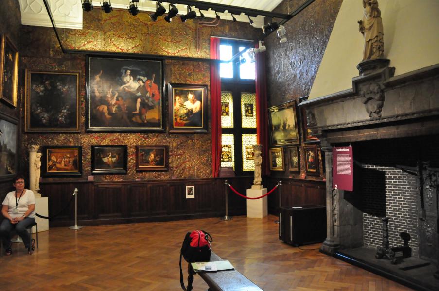 Het museum Mayer van den Bergh