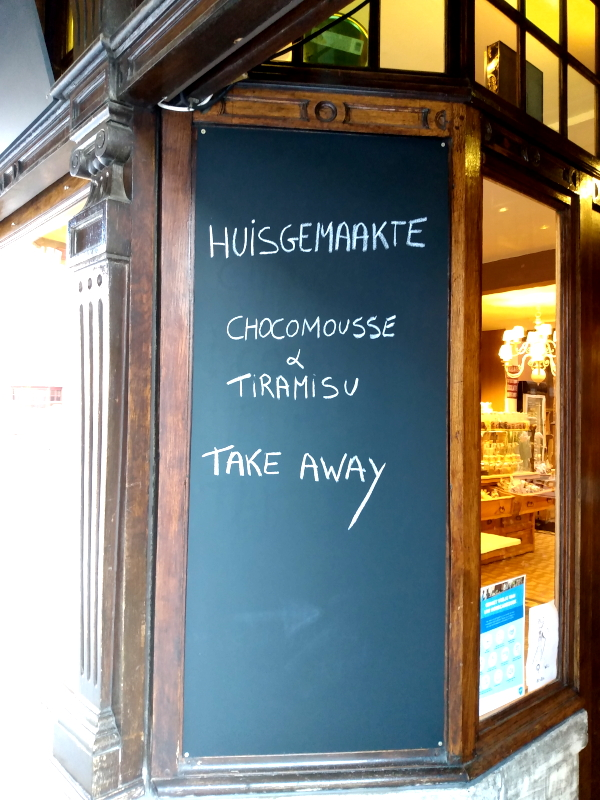 The Old Chocolate House - Brugge