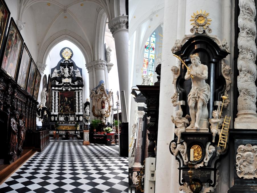 Kościół św. Pawła w Antwerpii - St. Pauluskerk in Antwerpen