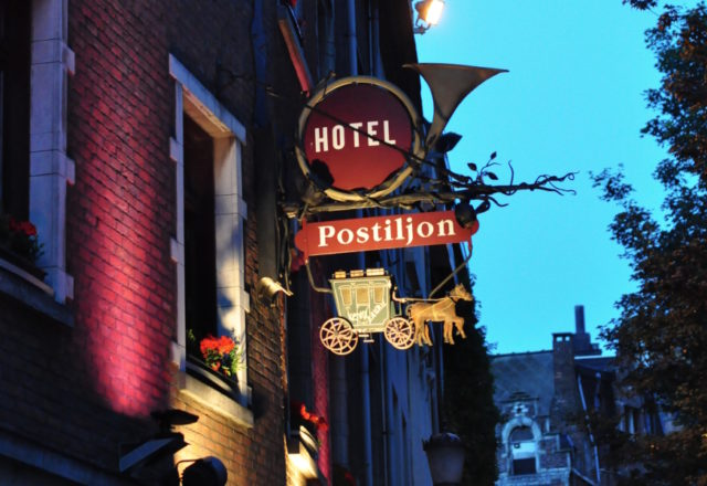 Hotel Postiljon Antwerpen