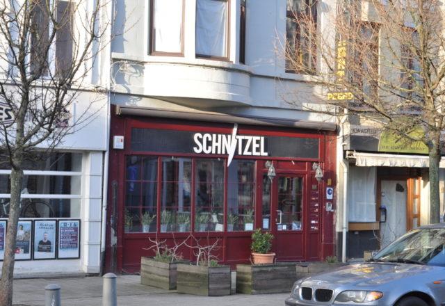 Schnitzel Antwerpen
