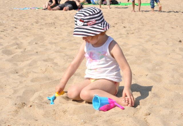 Plaża w Ostendzie