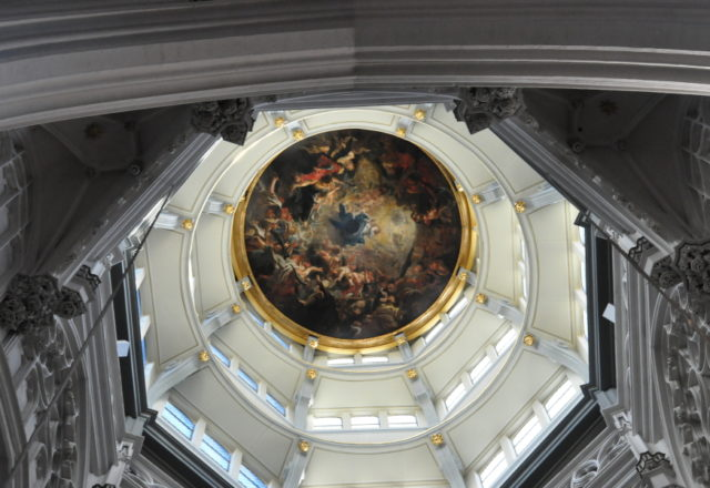 Wniebowzięcie Najświętszej Marii Panny – obraz w katedrze w Antwerpii