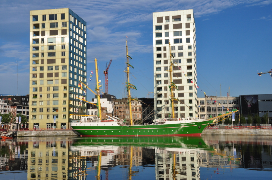 Tall Ship Races Antwerpen