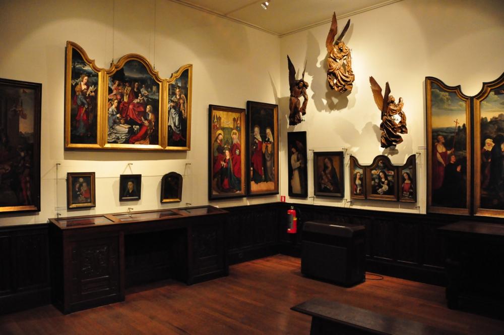 Antwerpia: Museum Mayer van den Bergh