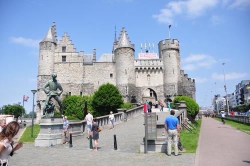 Het Steen - Antwerpia