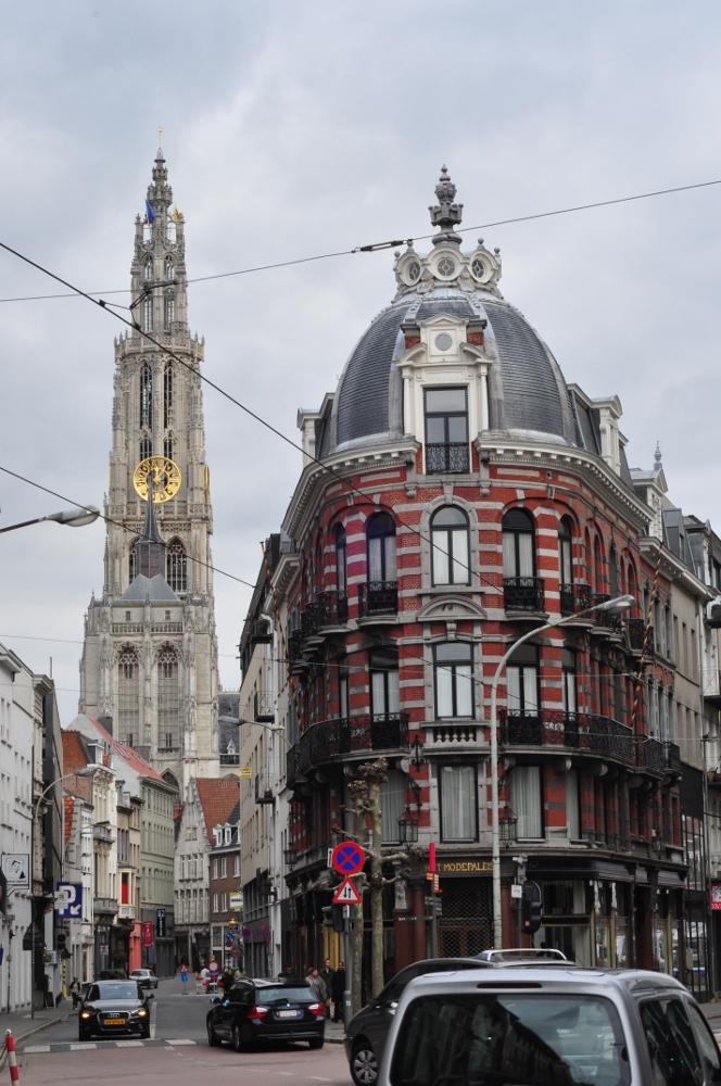 Antwerpia: Katedra